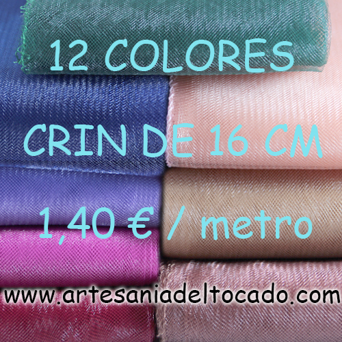 CRIN LISO 16 CM   cls