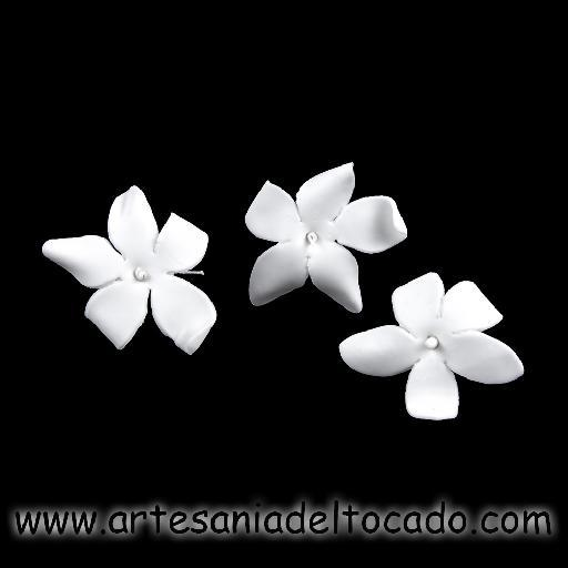 FLORES DE PORCELANA FLEXIBLES OF