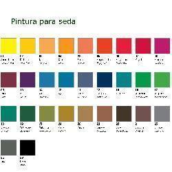 Carta de Color Setasilk
