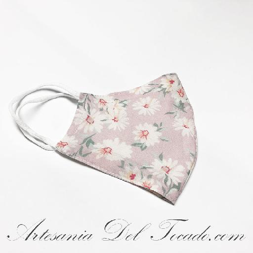 Funda Mascarilla de Tela Lavable